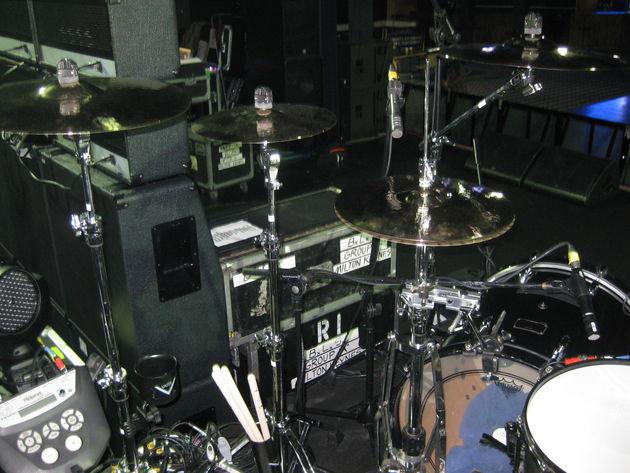 All Zildjian cymbals