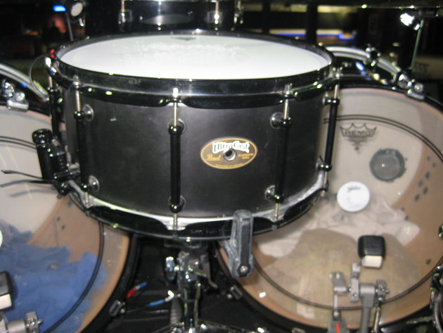 Pearl Ultra Cast Snare