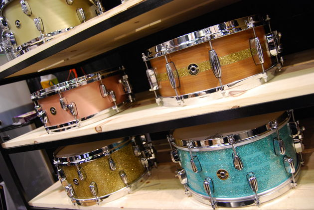 """...a broader understanding of what drums are meant to sound like"""