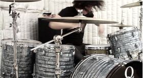 Ilan Rubin joins forces with Q Drum Co.