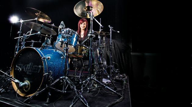 Seven women drummers you should check out