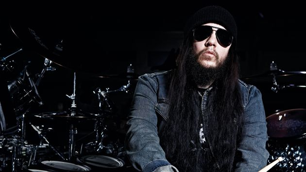 Joey Jordison announced new project Scar The Martyr