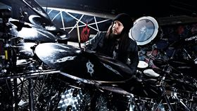 Joey Jordison unleashes Scar The Martyr
