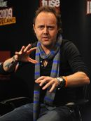 UPDATE: Listen to Lars Ulrich talk jazz