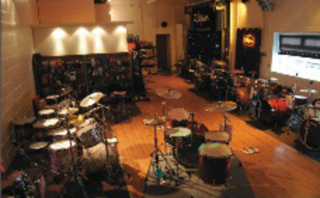 Lincoln drum centre
