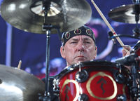 Rush drum legend Neil Peart on the pursuit of excellence