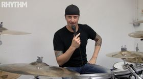 VIDEO: Daniel Adair shares drum solo tips