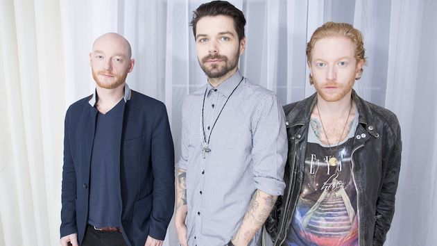 Ben Johnston talks Biffy Clyro's Opposites