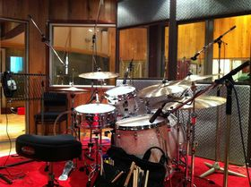 Ralph Salmins: A session drummer's diary