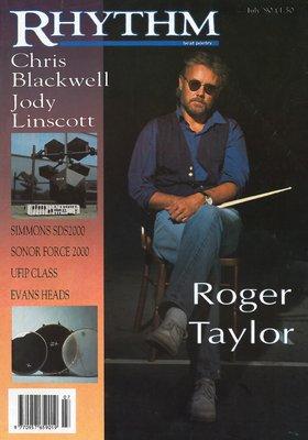 Rhythm roger taylor 1990