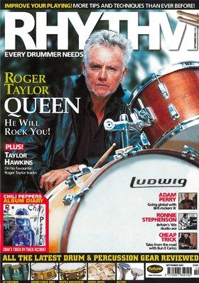 Rhythm roger taylor 2002