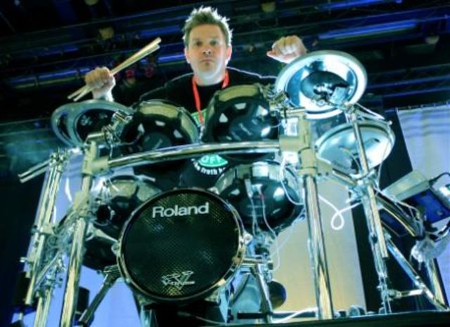 Craig Blundell will be one of the judges at the UK V-Drums Championships