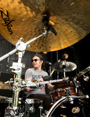 Kings Of Leon drummer joins Zildjian