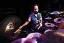 Ronnie Vannucci in this month's Rhythm