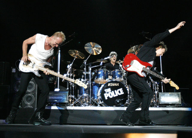 Stewart Copeland on The Police, the split and the reunion