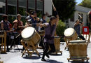 Video: Taiko drum Sensei Ikuyo Conant on new London show