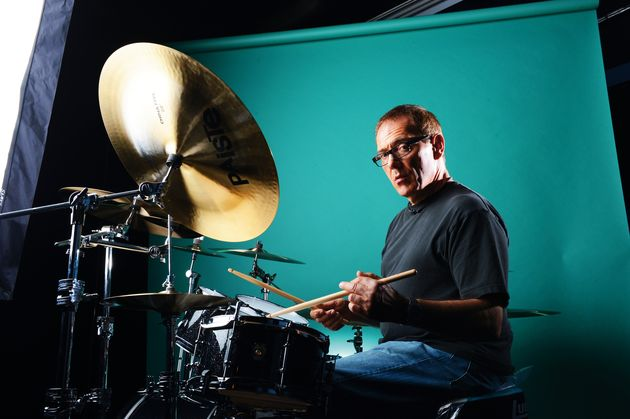 Gannin has worked with Vinnie, Taylor Hawkins and more