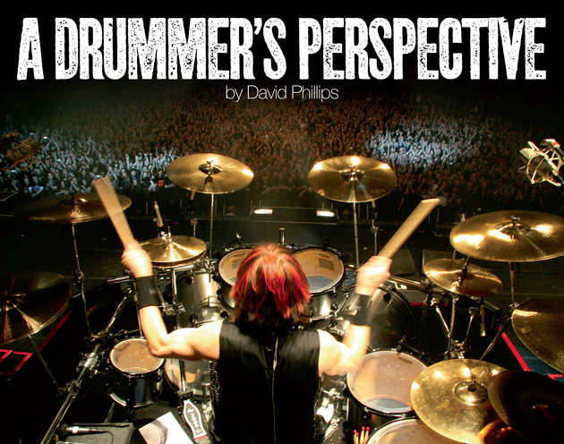 A drummer's perspective book cover