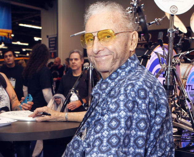 Ed at the 2013 NAMM show