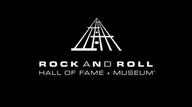 The Rock and Roll Hall of Fame ceremony takes place on 10 April