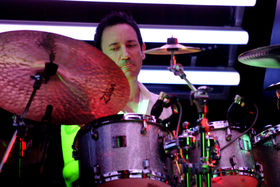 In Pictures: Mike Byrne talks drum heroes