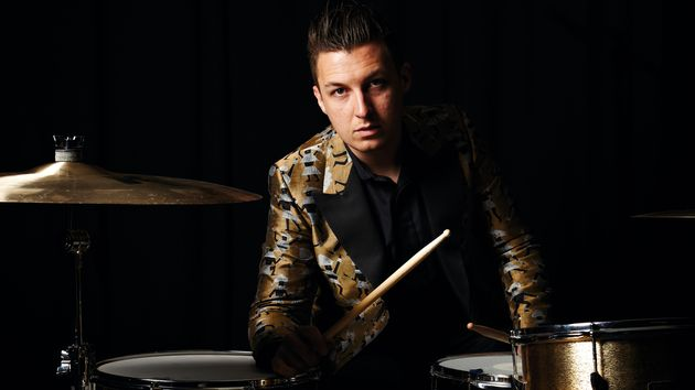 Matt Helders moving cover