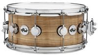 Win a DW snare drum signed by Ginger Baker