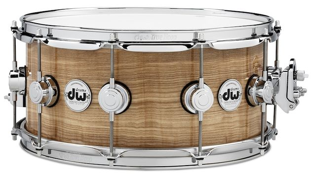 DW Collector's Series drum worth £775 up for grabs