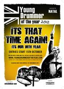 Young Drummer of the Year 2012 announced