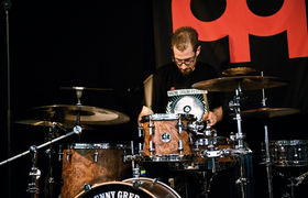 12 days of Christmas: Benny Greb's top 5 tips for developing your vocabulary behind the kit