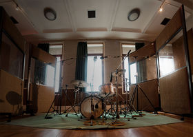 12 days of Christmas: Rak Studios' greatest drum sounds