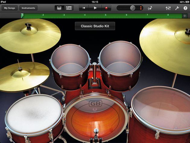 All the best drum-related Apps