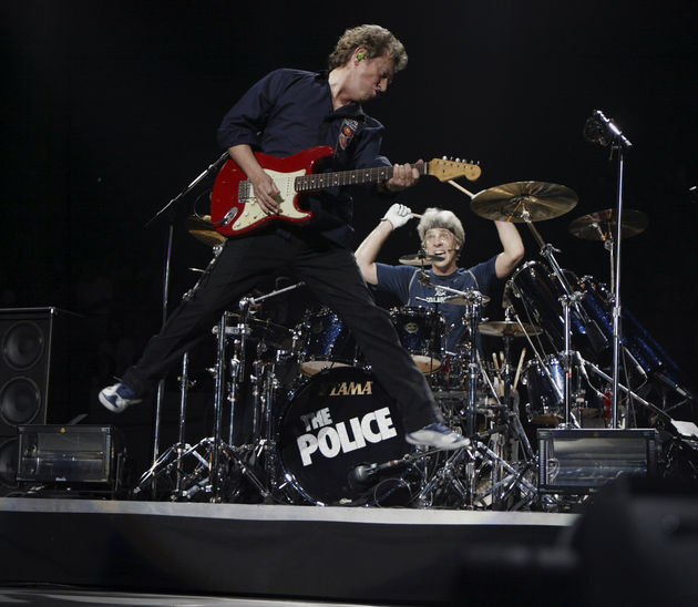 Stewart Copeland on recording the pioneering Police track