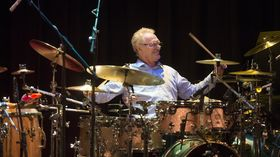Five reasons why Ginger Baker is a drum legend
