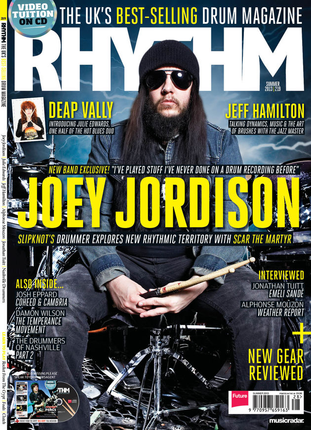 Joey Jordison: Career in Covers