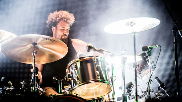 Jon Theodore talks Queens of the Stone Age, gear and replacing Grohl