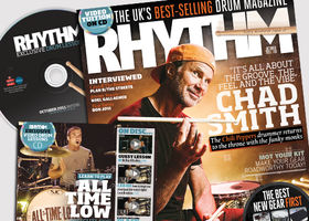 Take a look inside the brand new, better than ever Rhythm!