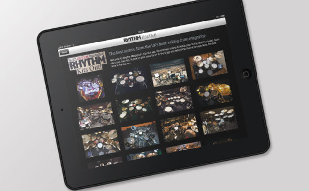 Look inside the new-look Rhythm