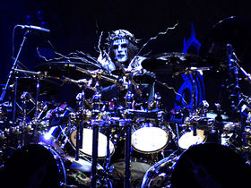 Slipknot's Joey Jordison crowned 'greatest drummer of the last 25 years'