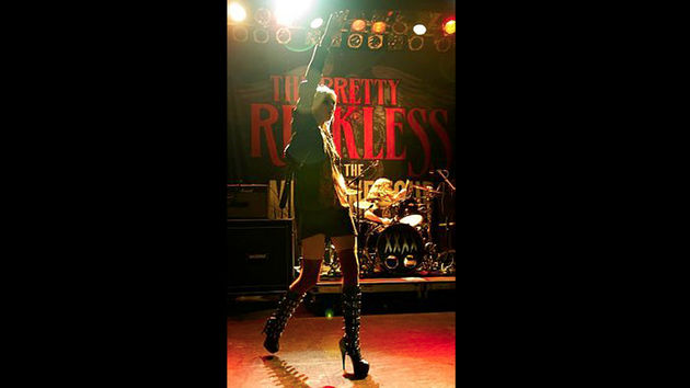 Jamie Perkins on playing with The Pretty Reckless