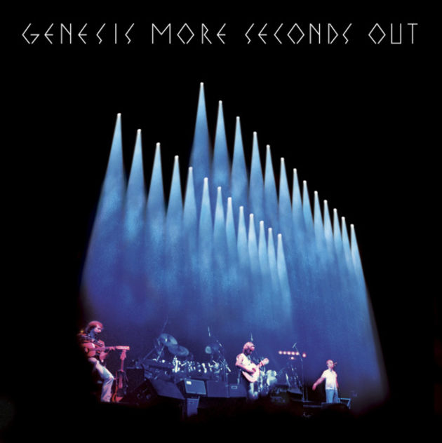 Genesis - Second's Out