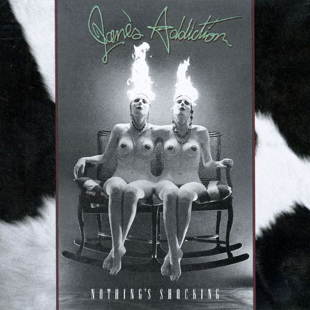 Jane's Addiction - Nothing's Shocking