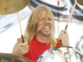 Five reasons why Taylor Hawkins is a drum legend