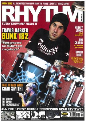 Travis Barker: A Career in Covers