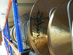 In Pictures: Inside the Zildjian Vault
