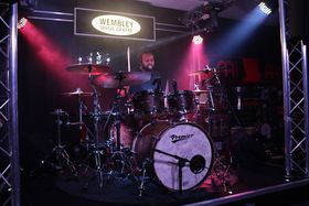 In Pictures: Premier Drums event at Wembley Drum Centre