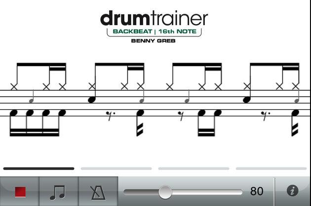Benny Greb's Drum Trainer