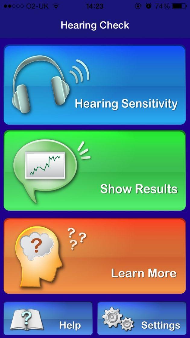 Hearing Check