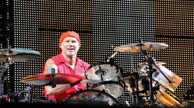Chad Smith recalls Will Ferrell Drum-Off and sparring with Ginger Baker