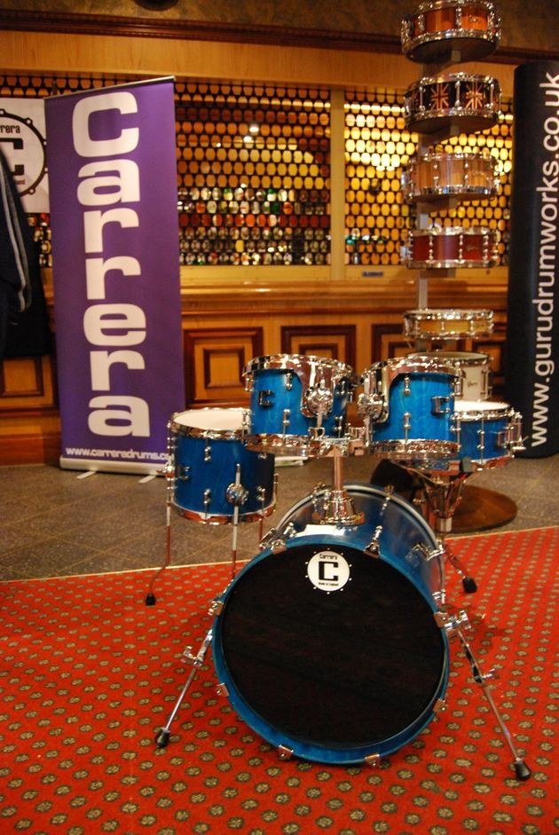 Carrera Drums